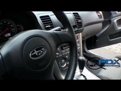 Subaru Legacy 2.5i Touring SportShift AWD