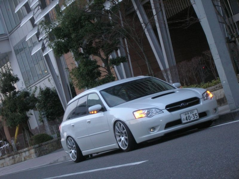Subaru Legacy 2.5i Wagon