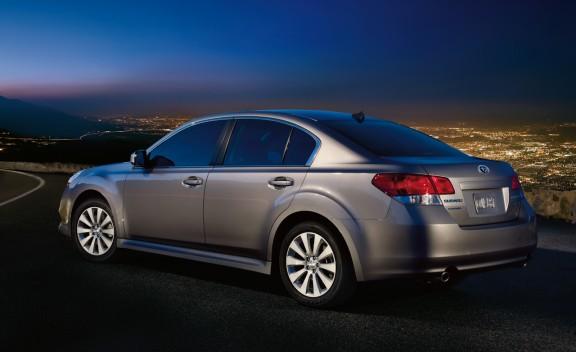 Subaru Legacy 3.6 R Premium