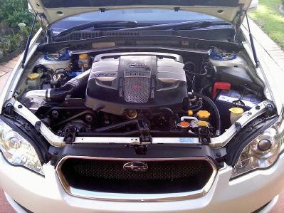 Subaru Legacy 3.0 H6