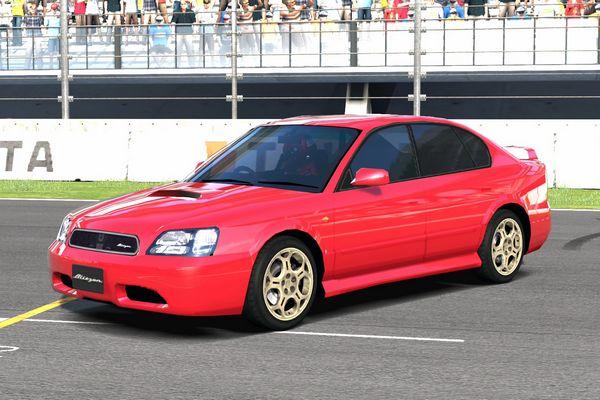 Subaru Legacy B4 2.0 RSK Automatic