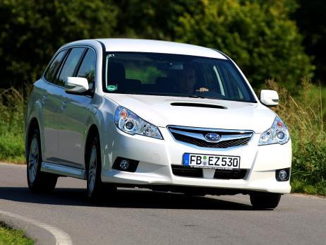 Subaru Legacy Kombi 2.0D