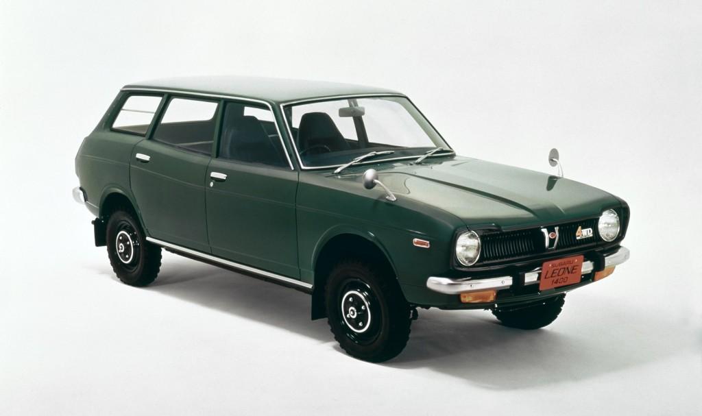 Subaru Leone 1600