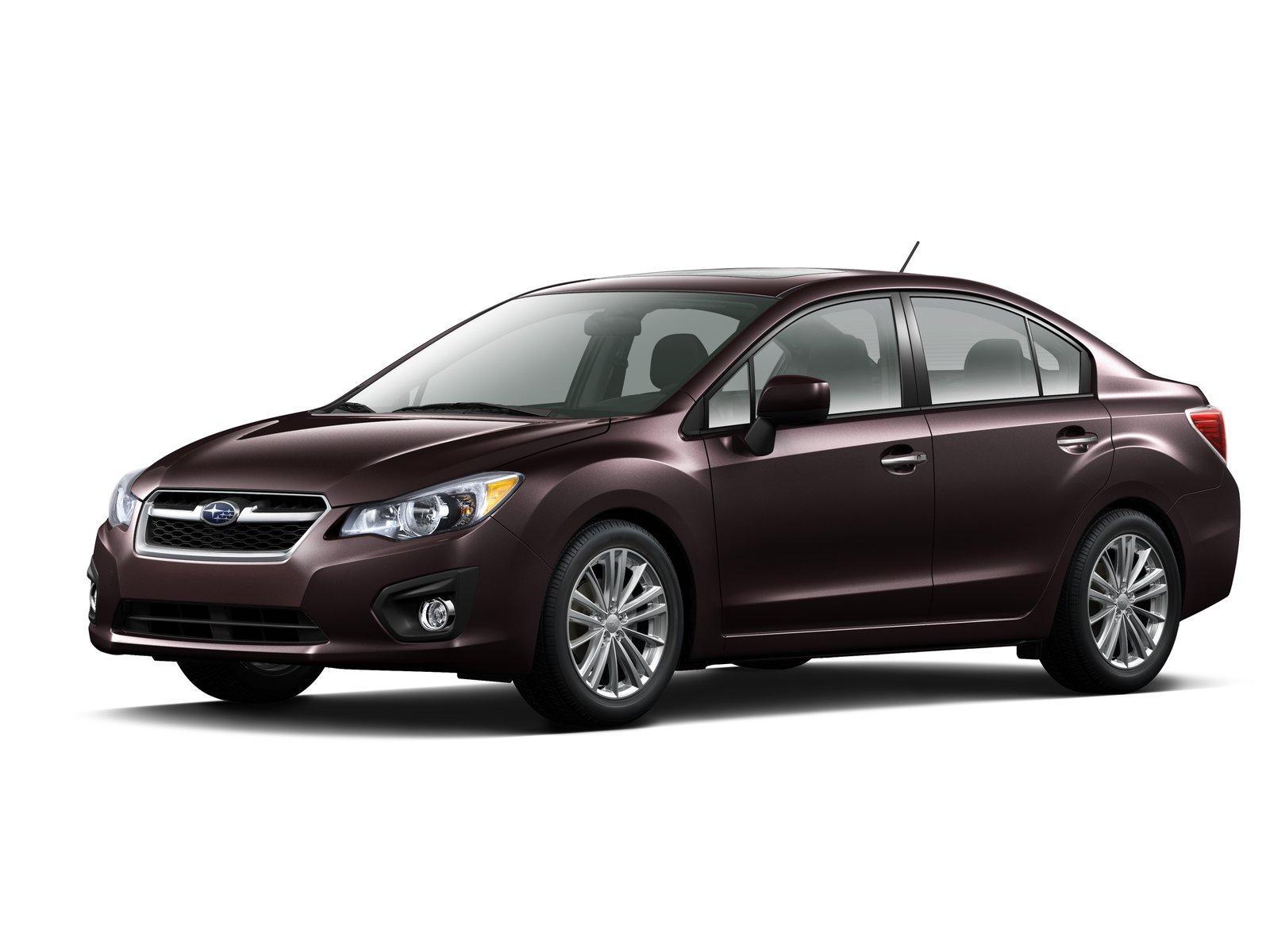 Subaru Trezia 1.3i