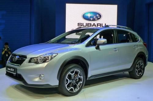 Subaru XV 2.0 i-S CVT EH