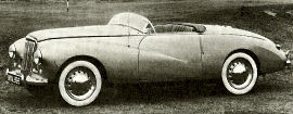 Sunbeam-Talbot Mark IIA