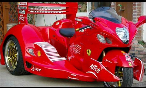 Suzuki F1