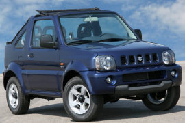 Suzuki Jimny 1.3 Cabrio