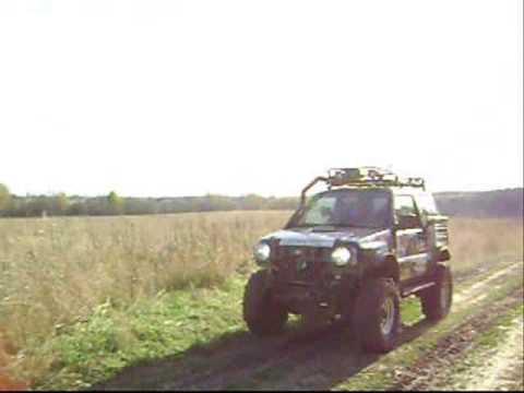 Suzuki Jimny 1.3 AT