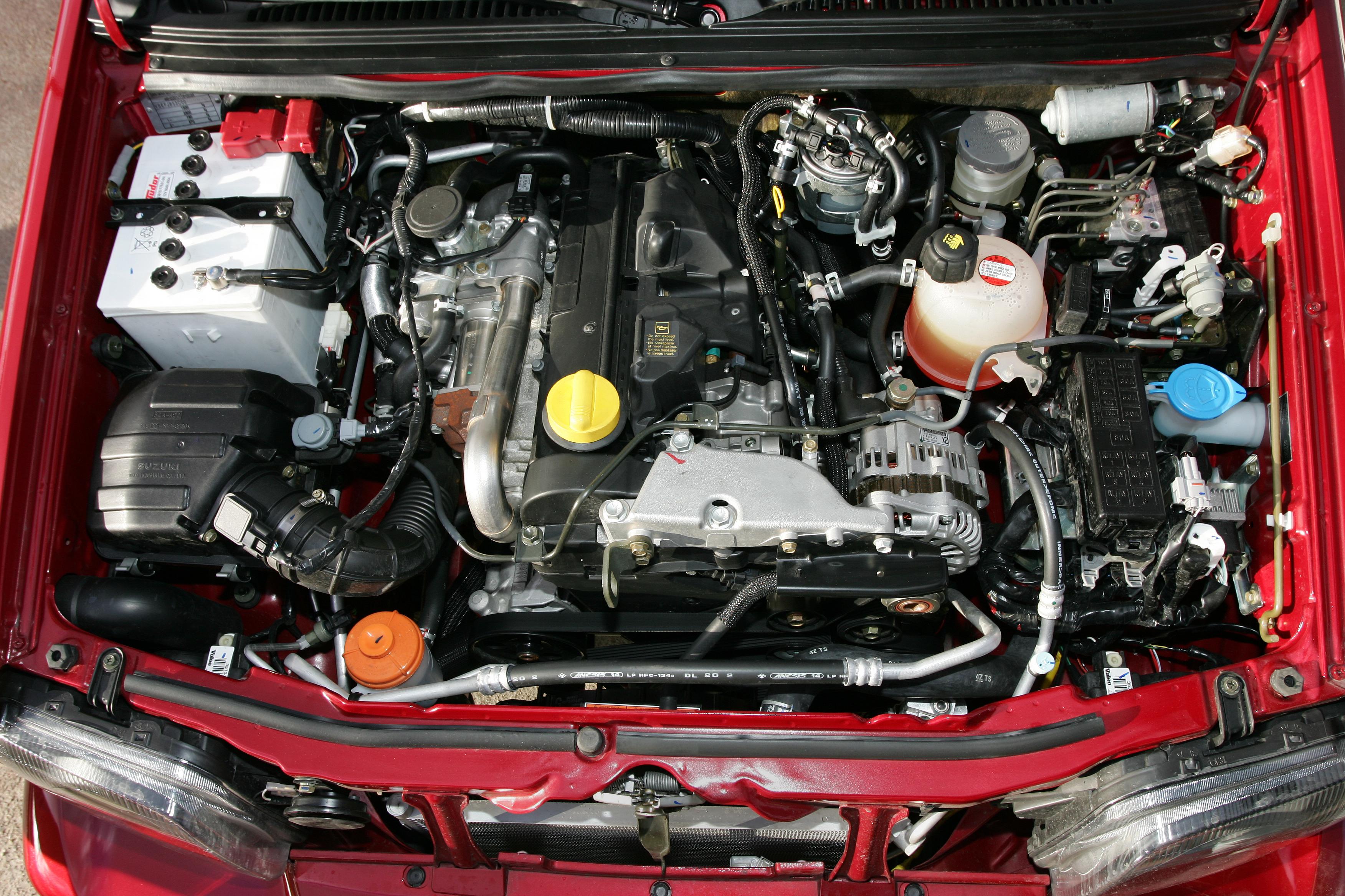 moteur suzuki grand vitara