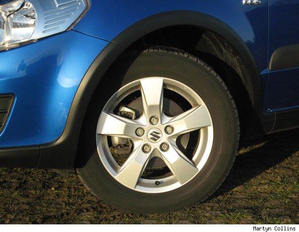 Suzuki SX4 1.6 4WD