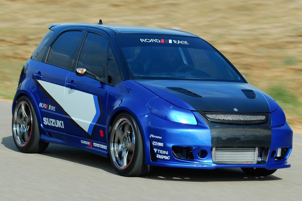 Suzuki SX4 2.0