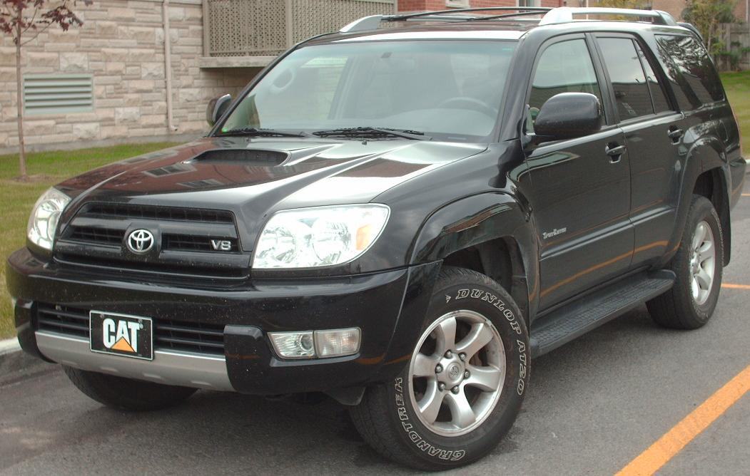 Toyota 4 Runner Sport Edition