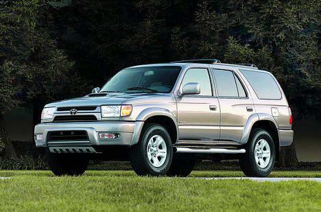 Toyota 4runner 4.7 i V8 32V 4WD