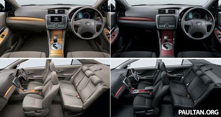 Toyota Allion A15