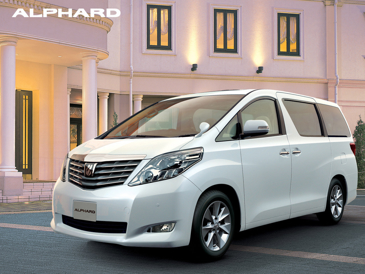 Toyota Alphard 2.4 AT