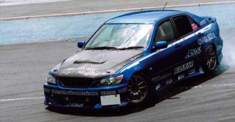 Toyota Altezza AS 200