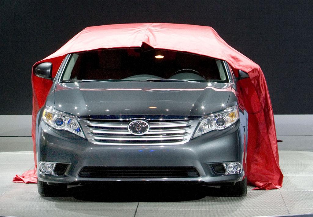 Toyota Avalon 3.5