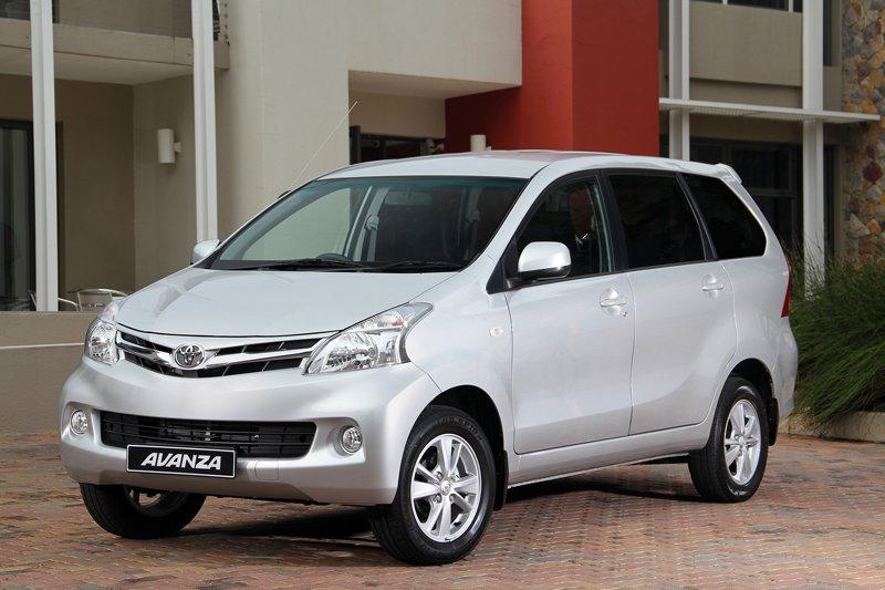 Toyota Avanza 1.5 TX