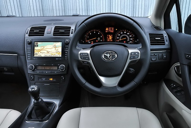 Toyota Avensis 2.0 CVT