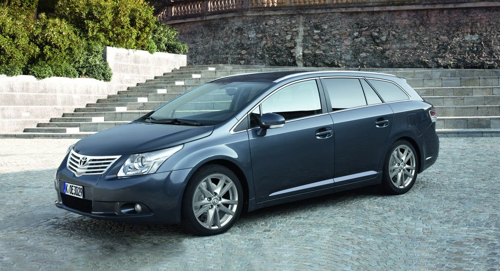 Toyota Avensis Verso 2.0 D-4D