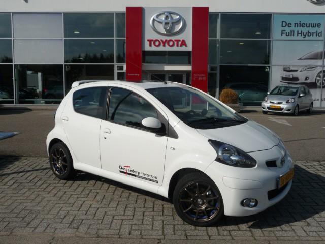 Toyota Aygo 1.0 12V