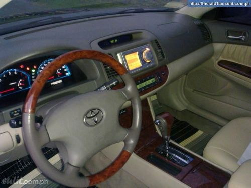 Toyota Camry 2.4 CE Automatic