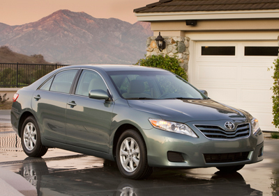 Toyota Camry 2.4 XLE