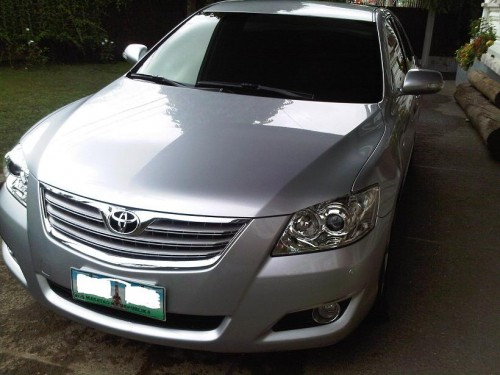 Toyota Camry 2.4 MT