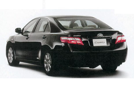 Toyota Camry 3.5 LE