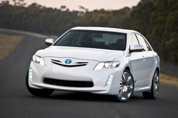 Toyota Camry Standard
