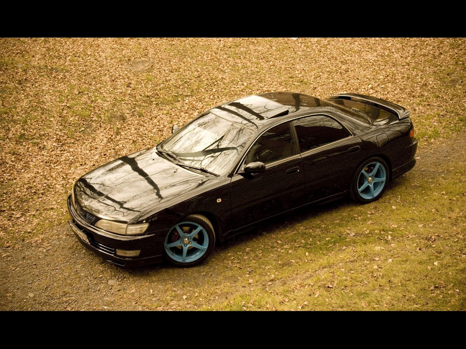 Toyota Carina 1600
