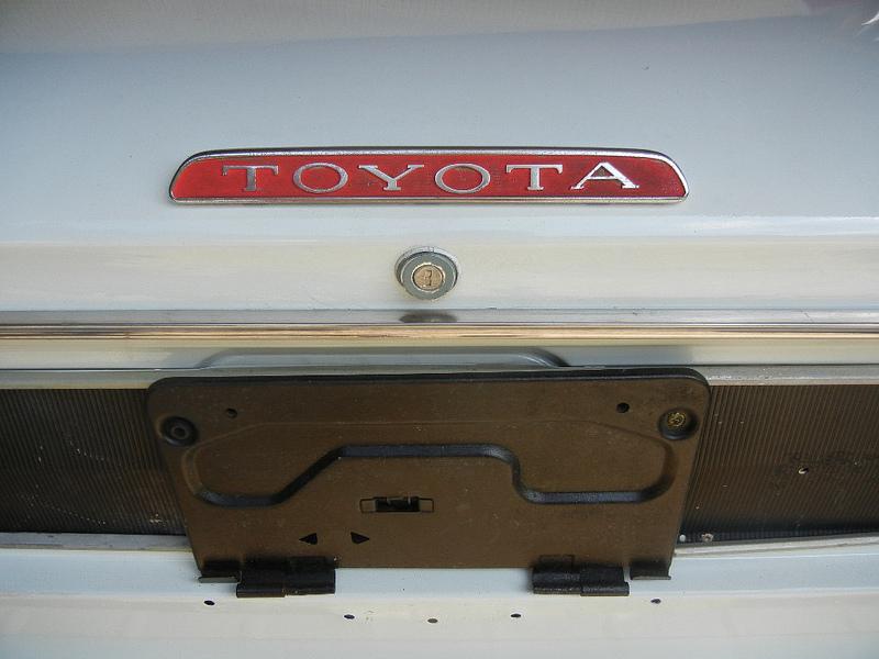 Toyota Carina 1600 Break