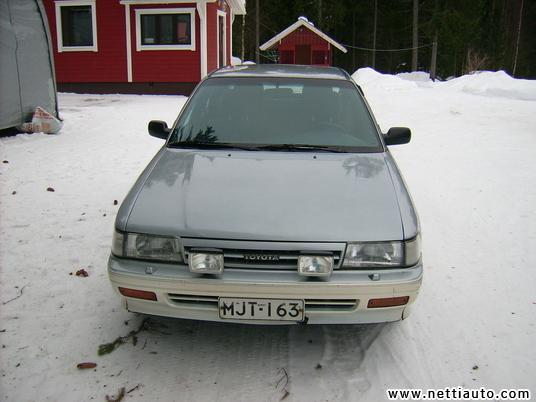 Toyota Carina E 1.6 Liftback