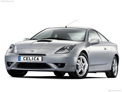 Toyota Celica 1.8 VVTL - i Sport