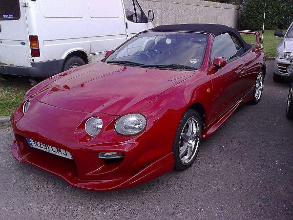 Toyota Celica 2.0