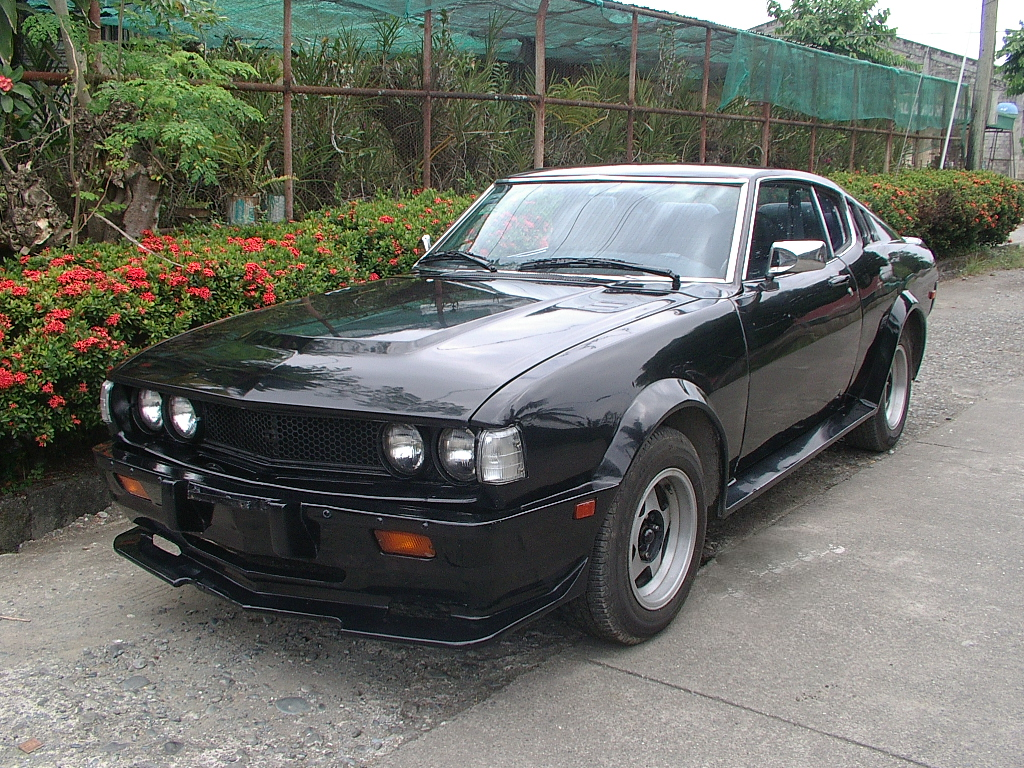 View Of Toyota Celica 2000 Gt Liftback Photos Video Features And 1973