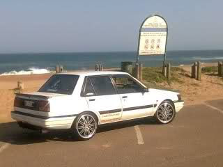 Toyota Conquest 180i RS