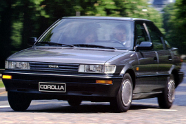 Toyota Corolla 1.6 Liftback