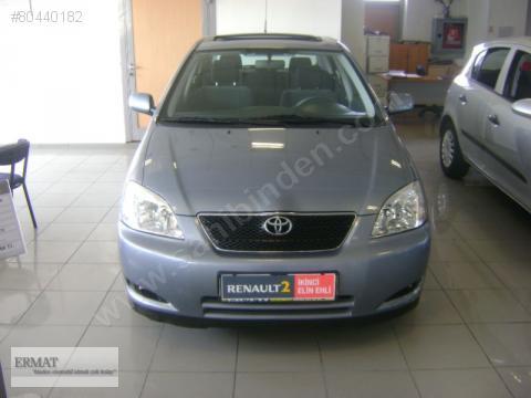 Toyota Corolla 1.6 Sol