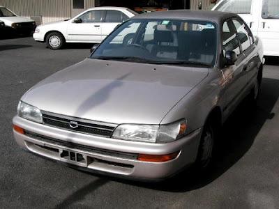 Toyota Corolla 1.3 81hp MT