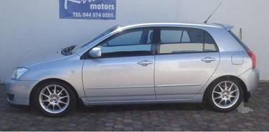 Toyota Corolla 140i GLS