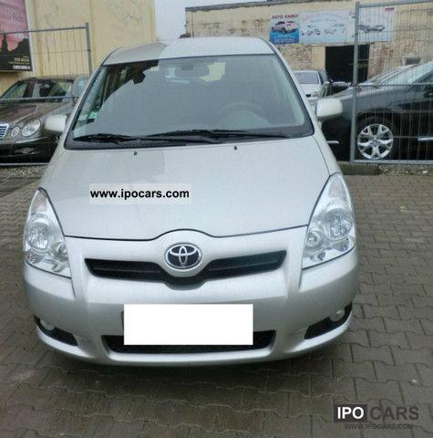 Toyota Corolla 2.0 D Verso