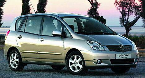 Toyota Corolla 2.0 D-4D MT