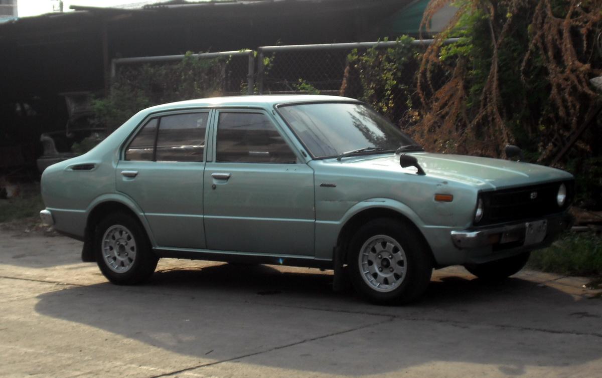 Toyota Corolla 30 1200