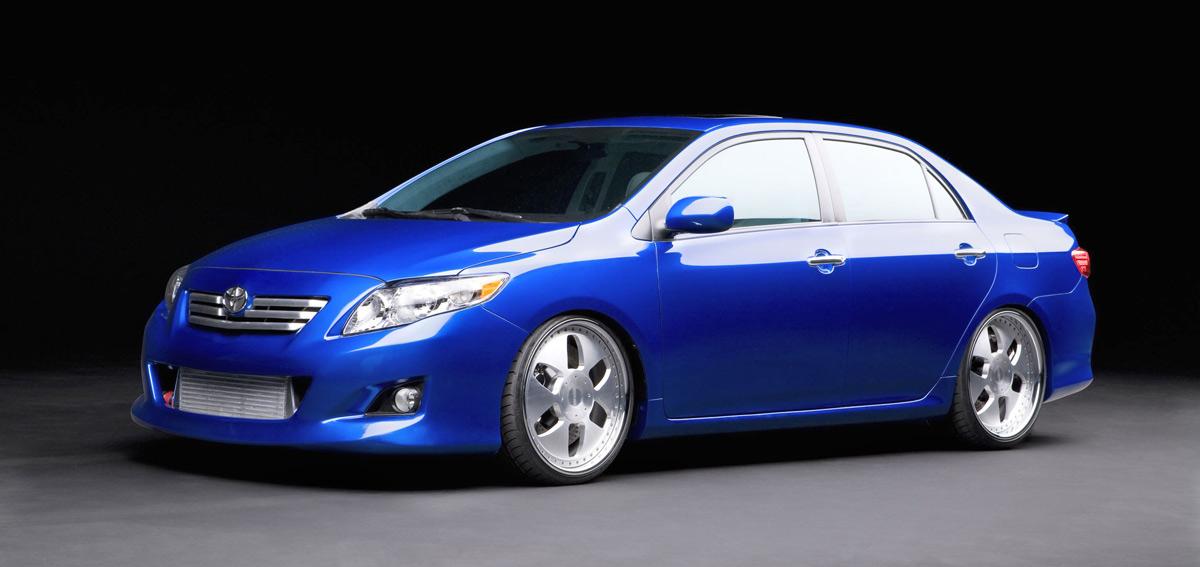 Toyota Corolla Break