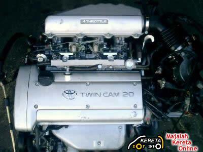 Toyota Corolla Levin 1.6 165hp MT