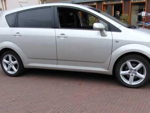 Toyota Corolla Verso 1.8 VVT-i