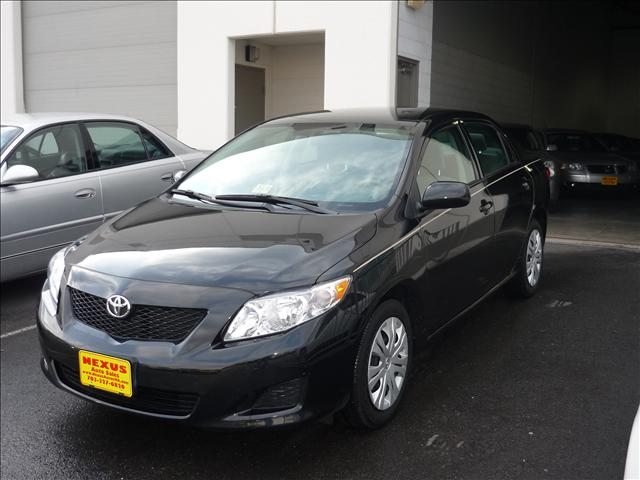 Toyota Corolla XLE Automatic