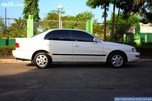Toyota Corona 2.0 i 16V 4WD EX MT